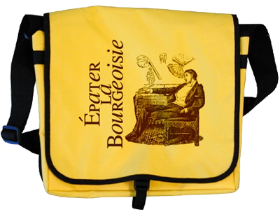 Shock the Middle Classes Book Bag!